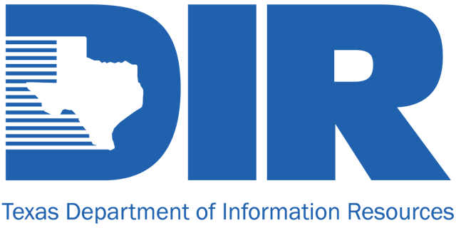 Texas State Department of Information Resources Logo