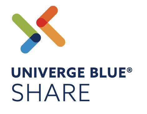 Secure file sharing from UNIVERGE BLUE